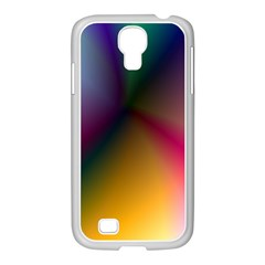 Prism Rainbow Samsung Galaxy S4 I9500/ I9505 Case (white) by StuffOrSomething