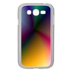 Prism Rainbow Samsung Galaxy Grand Duos I9082 Case (white) by StuffOrSomething