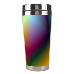 Prism Rainbow Stainless Steel Travel Tumbler by StuffOrSomething