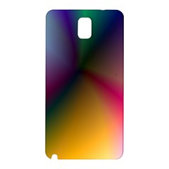 Prism Rainbow Samsung Galaxy Note 3 N9005 Hardshell Back Case by StuffOrSomething