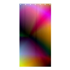Prism Rainbow Shower Curtain 36  X 72  (stall) by StuffOrSomething