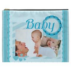 Baby By Baby   Cosmetic Bag (xxxl)   Lykwxoj2wyes   Www Artscow Com Front