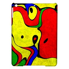 Abstract Apple Ipad Air Hardshell Case by Siebenhuehner