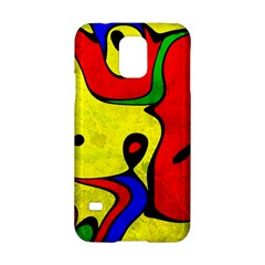 Abstract Samsung Galaxy S5 Hardshell Case  by Siebenhuehner