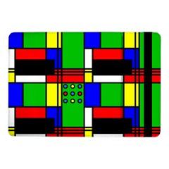 Mondrian Samsung Galaxy Tab Pro 10 1  Flip Case by Siebenhuehner