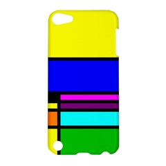 Mondrian Apple Ipod Touch 5 Hardshell Case by Siebenhuehner