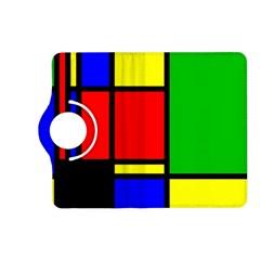 Mondrian Kindle Fire HD 7  (2nd Gen) Flip 360 Case by Siebenhuehner