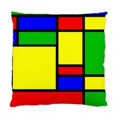 Mondrian Cushion Case (single Sided)  by Siebenhuehner
