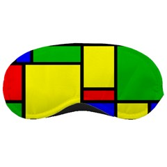 Mondrian Sleeping Mask by Siebenhuehner