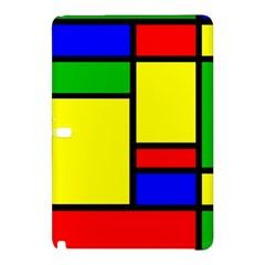 Mondrian Samsung Galaxy Tab Pro 12 2 Hardshell Case by Siebenhuehner