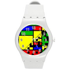 Moderne Plastic Sport Watch (medium) by Siebenhuehner