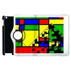 Moderne Apple Ipad 2 Flip 360 Case by Siebenhuehner
