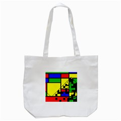 Moderne Tote Bag (white) by Siebenhuehner