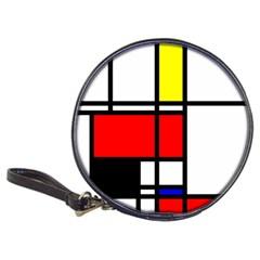 Mondrian CD Wallet by Siebenhuehner