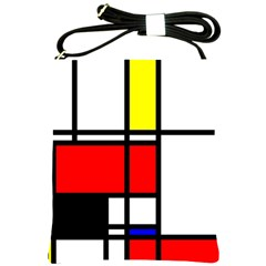 Mondrian Shoulder Sling Bag by Siebenhuehner