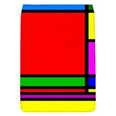 Mondrian Removable Flap Cover (small) by Siebenhuehner