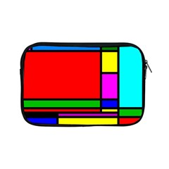 Mondrian Apple Ipad Mini Zippered Sleeve by Siebenhuehner