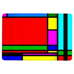 Mondrian Apple Ipad Air Flip Case by Siebenhuehner