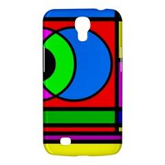 Mondrian Samsung Galaxy Mega 6 3  I9200 Hardshell Case by Siebenhuehner