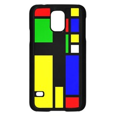 Abstrakt Samsung Galaxy S5 Case (black)