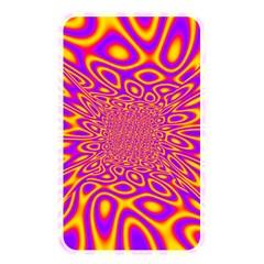 Psycedelic Warp Memory Card Reader (rectangular)