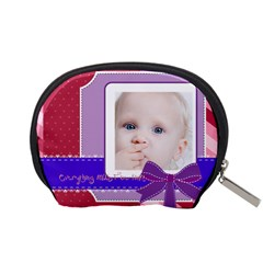Kids By Mac Book   Accessory Pouch (small)   5hjx88g502n6   Www Artscow Com Back