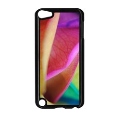 Rainbow Roses 16 Apple Ipod Touch 5 Case (black)