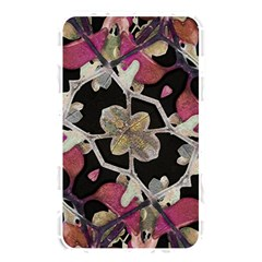 Floral Arabesque Decorative Artwork Memory Card Reader (rectangular) by dflcprints