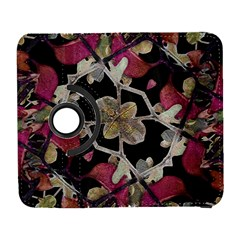 Floral Arabesque Decorative Artwork Samsung Galaxy S  Iii Flip 360 Case