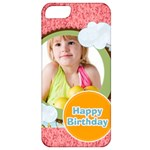 happy birthday - Apple iPhone 5 Classic Hardshell Case