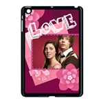 love - Apple iPad Mini Case (Black)