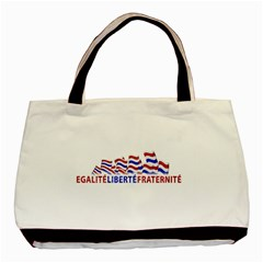 Bastille Day Classic Tote Bag by dflcprints