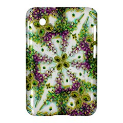 Neo Noveau Style Background Pattern Samsung Galaxy Tab 2 (7 ) P3100 Hardshell Case  by dflcprints