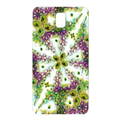 Neo Noveau Style Background Pattern Samsung Galaxy Note 3 N9005 Hardshell Back Case by dflcprints