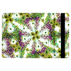 Neo Noveau Style Background Pattern Apple Ipad Air Flip Case