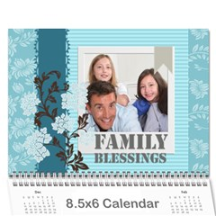 Family By Family   Wall Calendar 8 5  X 6    65wadpk3excd   Www Artscow Com Cover