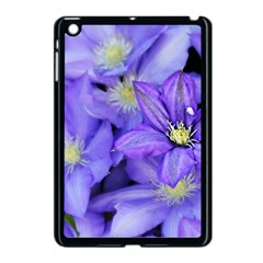 Purple Wildflowers For Fms Apple Ipad Mini Case (black) by FunWithFibro