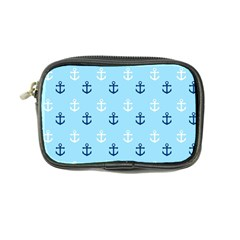 Anchors In Blue And White Coin Purse by StuffOrSomething