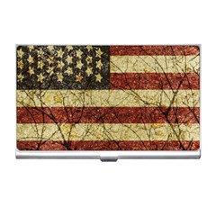 Vinatge American Roots Business Card Holder by dflcprints