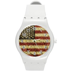 Vinatge American Roots Plastic Sport Watch (medium) by dflcprints