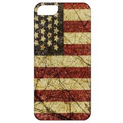Vinatge American Roots Apple Iphone 5 Classic Hardshell Case by dflcprints