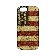 Vinatge American Roots Apple Iphone 5 Classic Hardshell Case (pc+silicone)