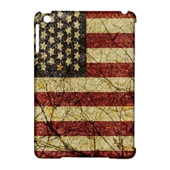 Vinatge American Roots Apple Ipad Mini Hardshell Case (compatible With Smart Cover)