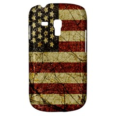 Vinatge American Roots Samsung Galaxy S3 Mini I8190 Hardshell Case by dflcprints
