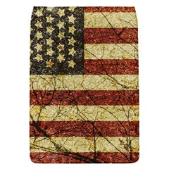 Vinatge American Roots Removable Flap Cover (small) by dflcprints