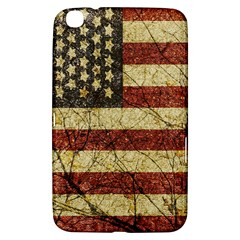 Vinatge American Roots Samsung Galaxy Tab 3 (8 ) T3100 Hardshell Case  by dflcprints