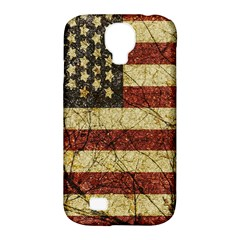 Vinatge American Roots Samsung Galaxy S4 Classic Hardshell Case (pc+silicone) by dflcprints
