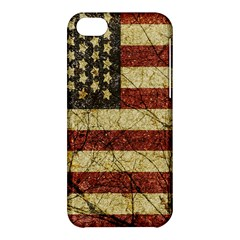 Vinatge American Roots Apple Iphone 5c Hardshell Case by dflcprints