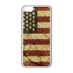 Vinatge American Roots Apple Iphone 5c Seamless Case (white) by dflcprints