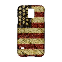 Vinatge American Roots Samsung Galaxy S5 Hardshell Case  by dflcprints